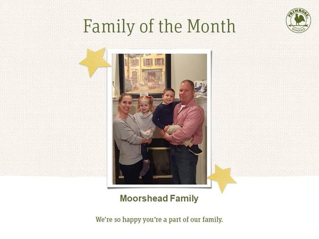 moorshead family of the month november
