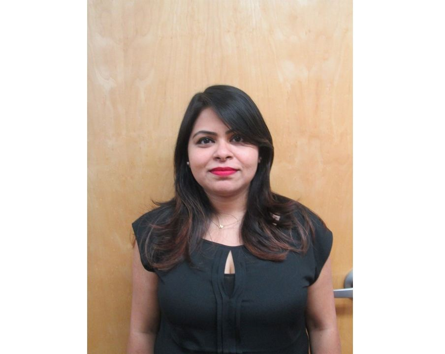 Mrs. Shreosi Ray Saha, Infant and Young Toddler Teacher
