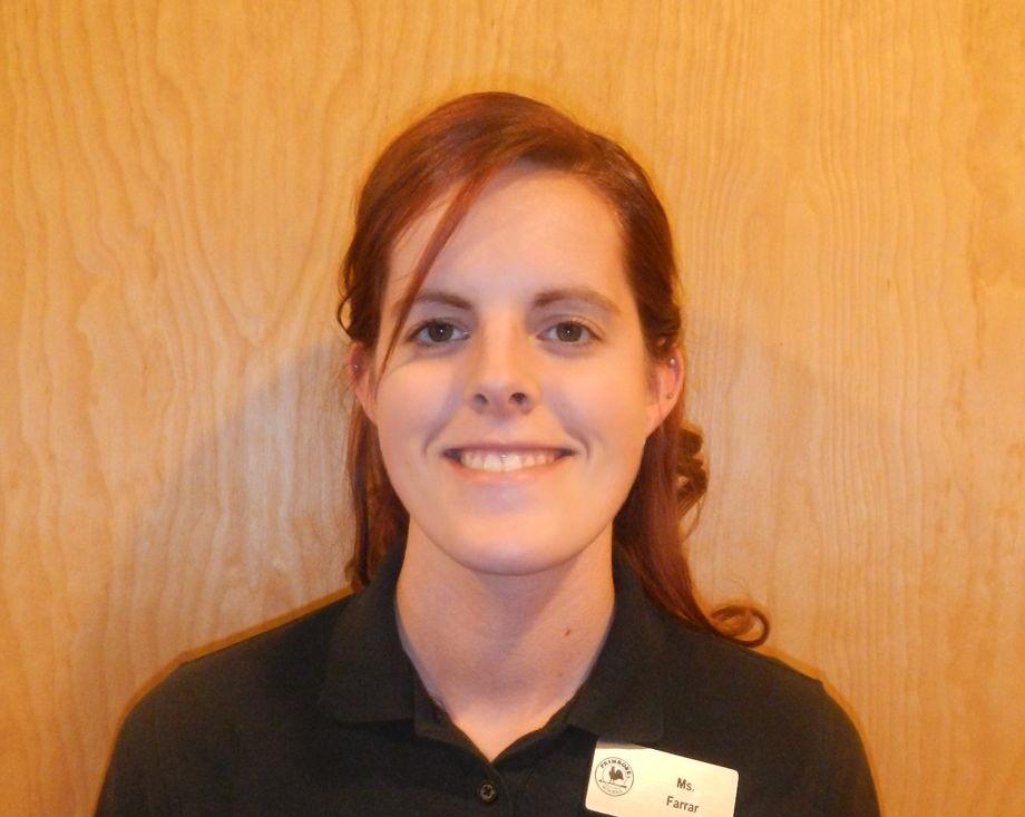 Courtney Farrar , Office Assistant