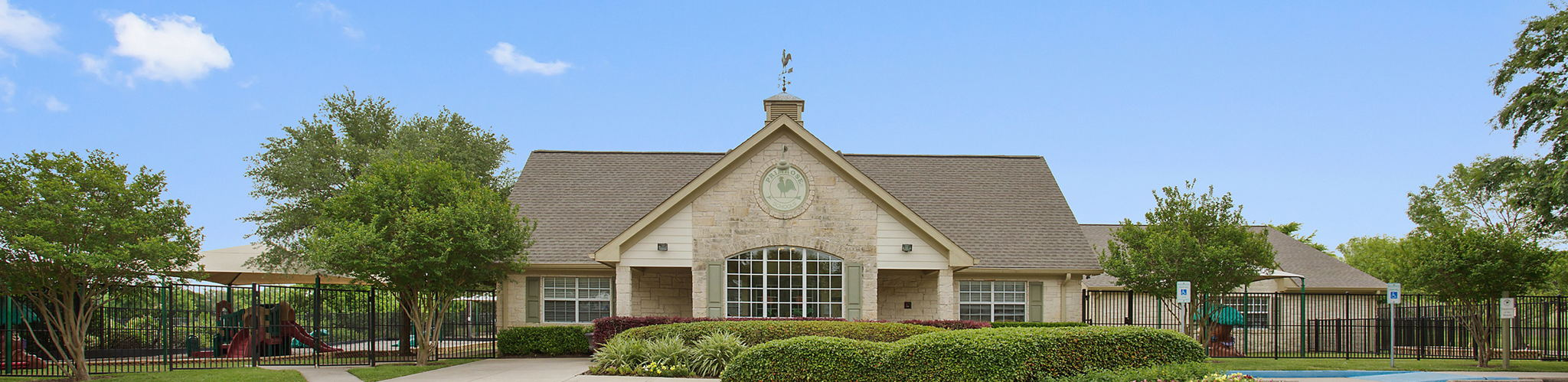 Exterior of a Primrose School of Round Rock at Forest Creek