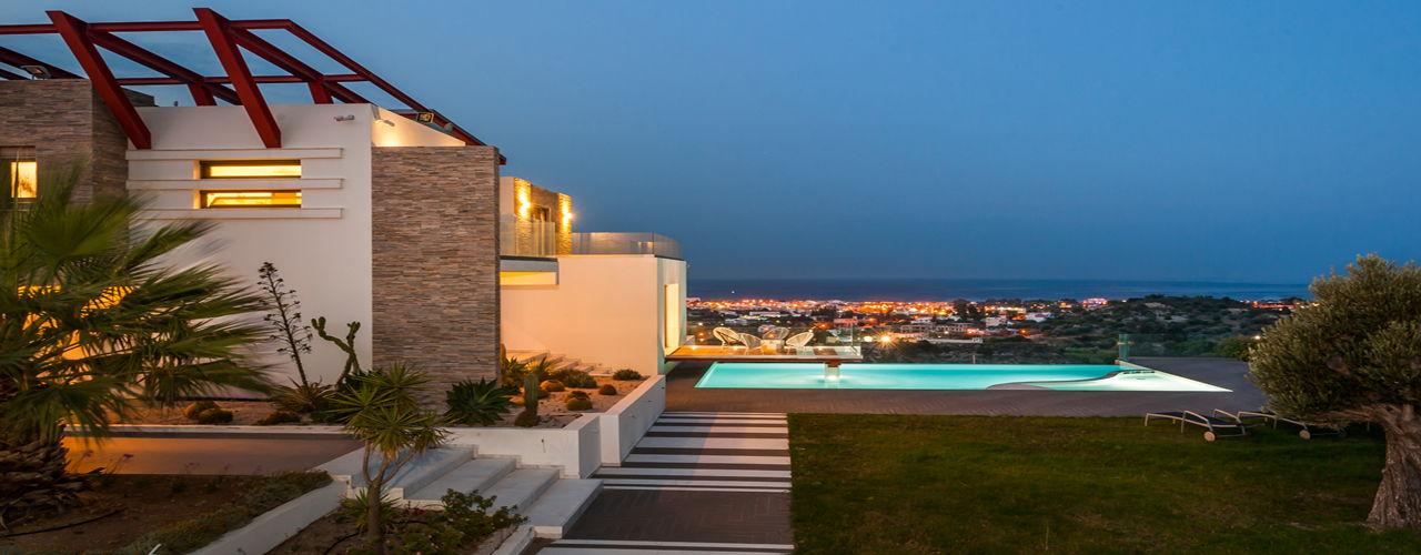 Villa à Rhodes, Villa à Symi
