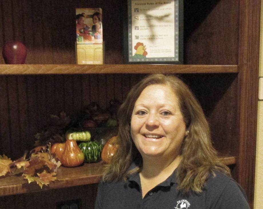 Maria  Contreras, Early Preschool Teacher