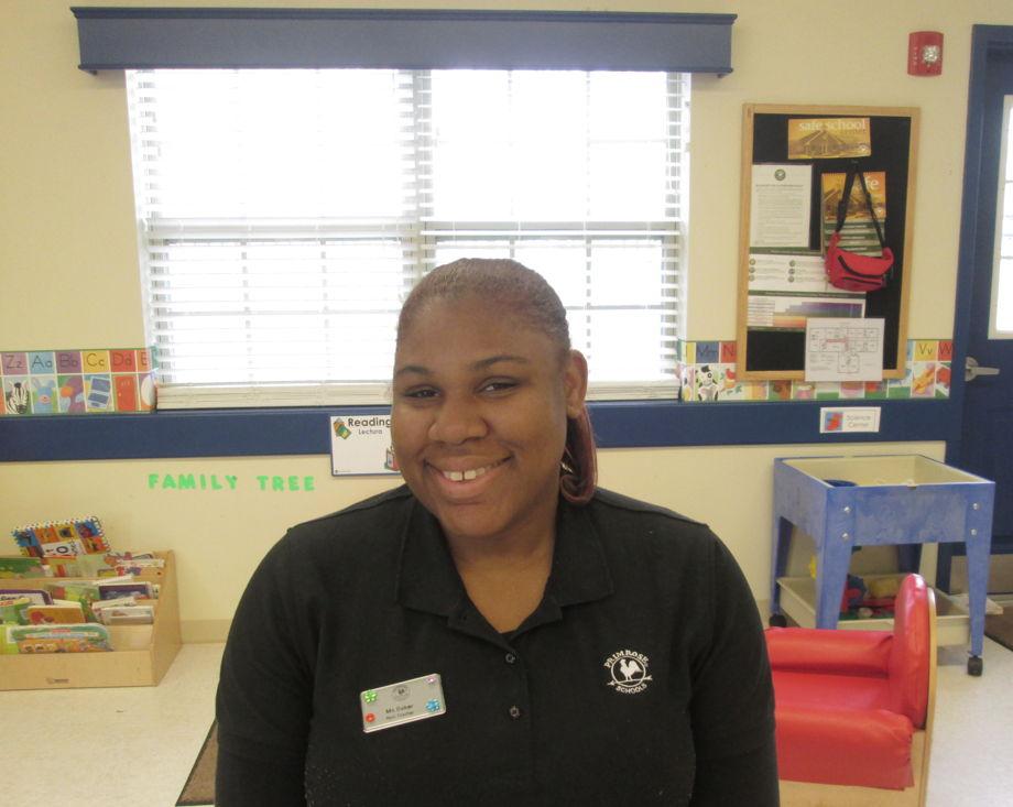Ms. Diana Baker , Associate Preschool Pathways II Teacher