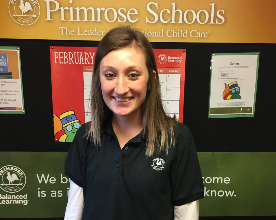 Mrs. Lindsay Scarberry, Infant Teacher