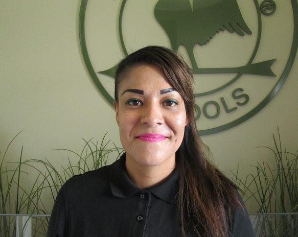 Marta Galindo, Auxiliary Teacher, Toddlers
