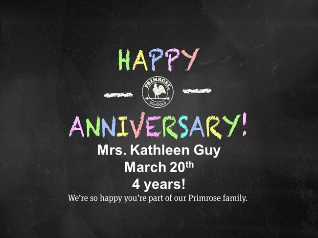 Mrs. Kathleen Guy