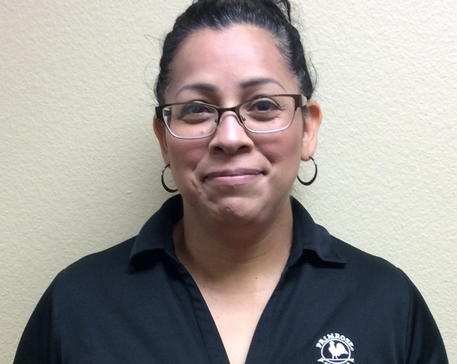 Ms. Anguiano , Infant Room Teacher