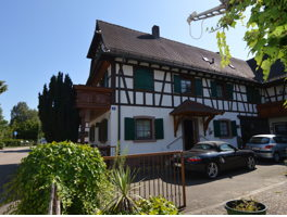 Besonderes Zweifamilienhaus in Willstätt
