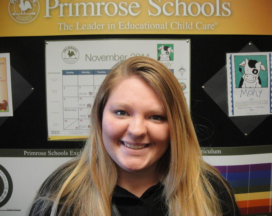 Ms. Becca Baldwin , Preschool Pathways Teacher