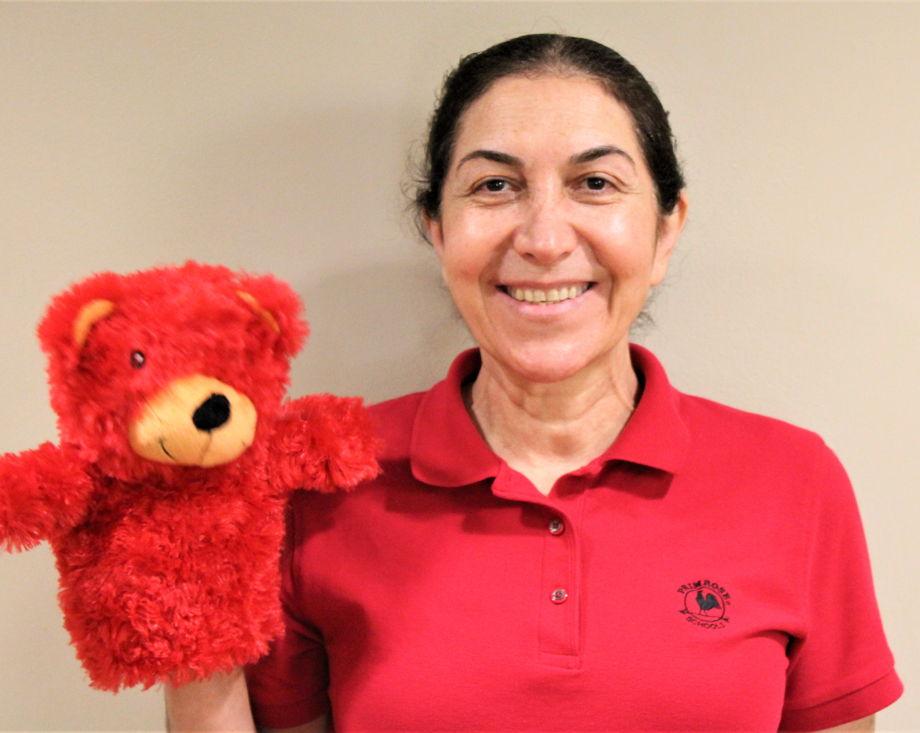 Mrs. Mehrnia Noori - Khajavi , Infant Teacher