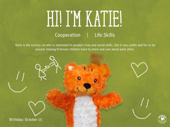 Hi, I'm Katie!