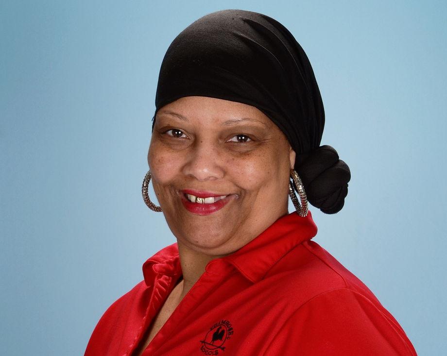 Mrs. Hampton, Older Infant Lead Teacher