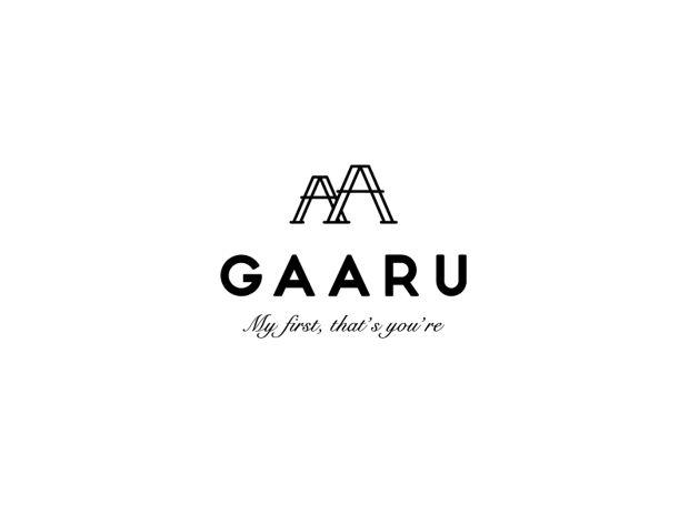 Gaaru ロゴ・ロゴタイプ