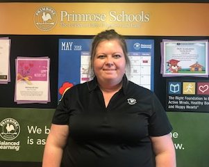 Ms. Ashley Martin , Infant Teacher