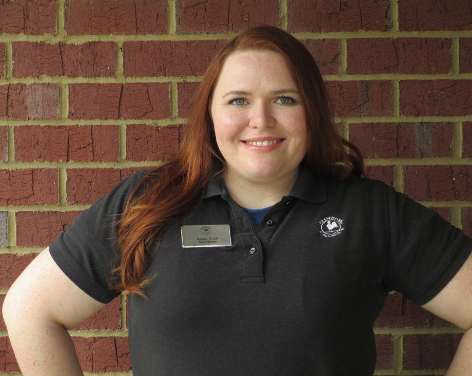 Krissy Cook , Team Member