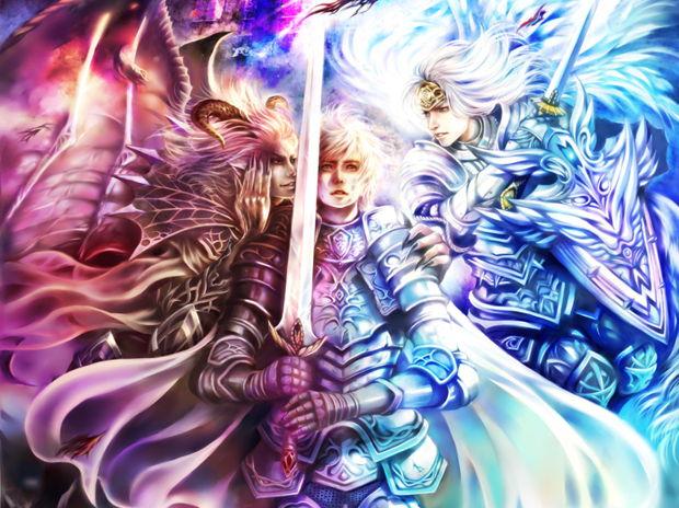 『人生の選択-天使と悪魔-』