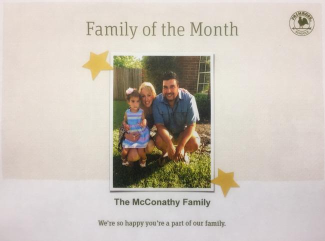 McConathy family