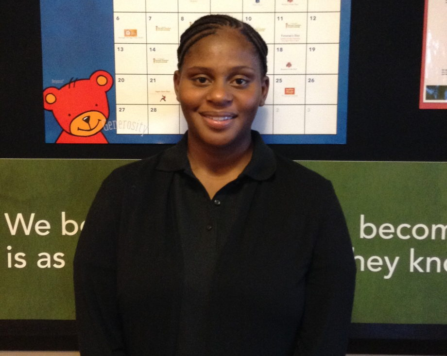 Ms. Sasha Smith, Infant Teacher