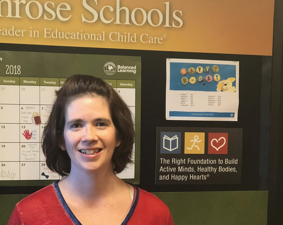 Mrs. Kristi Brust , Early Preschool Teacher