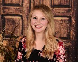 Erin Edgar , Toddler Teacher