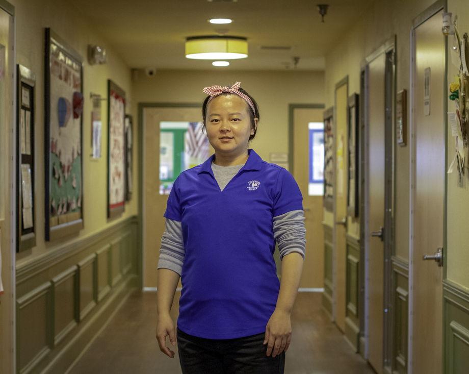 """Binhong """"Grace"""" Yang , Preschool Teacher"""