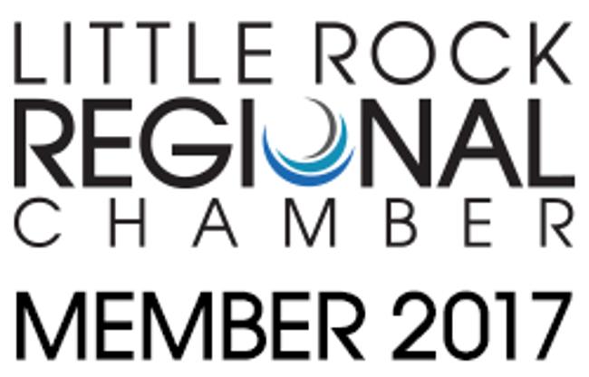 Little Rock regional chamber member poster