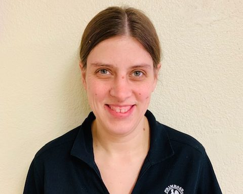 Katie Wright , Toddler Teacher