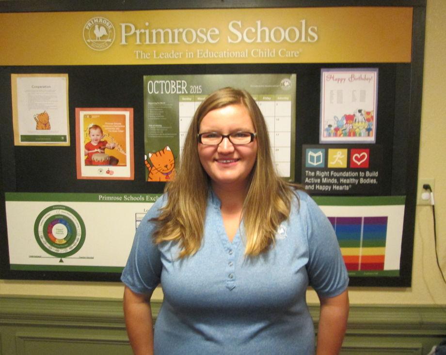 Mrs. Rachel Swett, Pre-Kindergarten 2 Teacher
