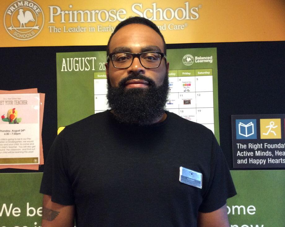 Mr. Kyle Martin, Support Teacher/Bus Driver