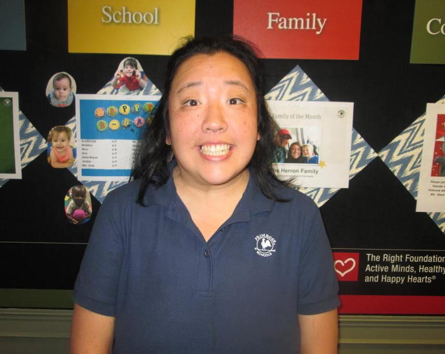 Ms. Esther Kim , Lead Early Preschool Teacher