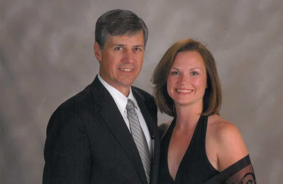 Jim & Susan conf photo