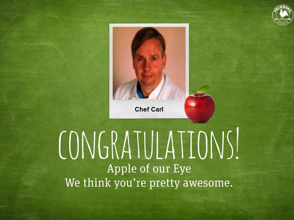 Chef Carl