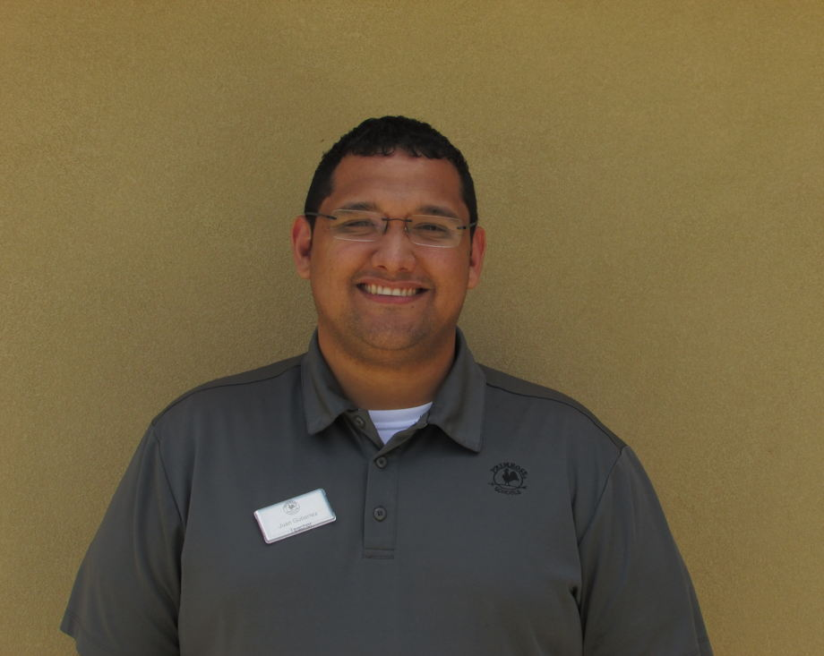 Juan Gutierrez, Pathways Teacher