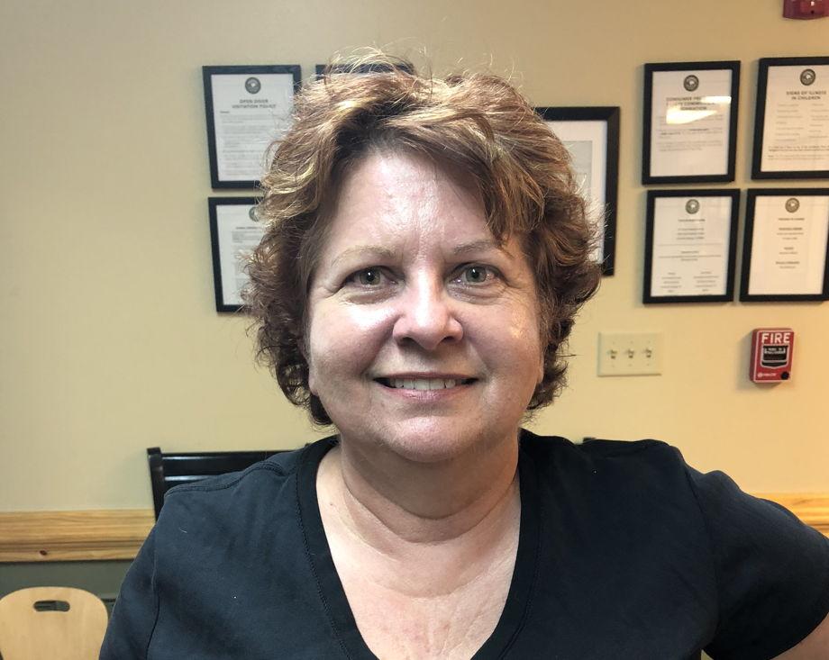 Lisa Haynes , Teacher's Aide