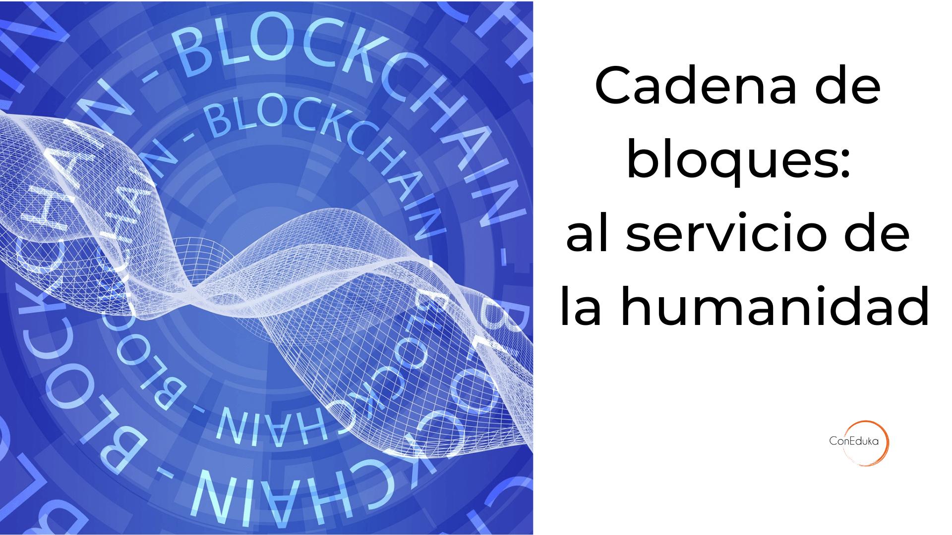 blockchain en educación