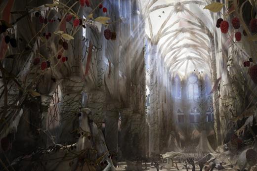 薄き教会の果て/Subjectivity -the devastated cathedral-