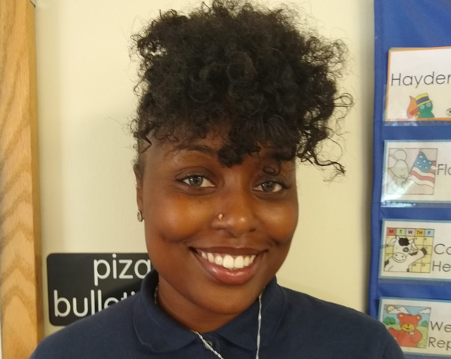 Ms. Olivia Crawford , Preschool II Assistant Teacher