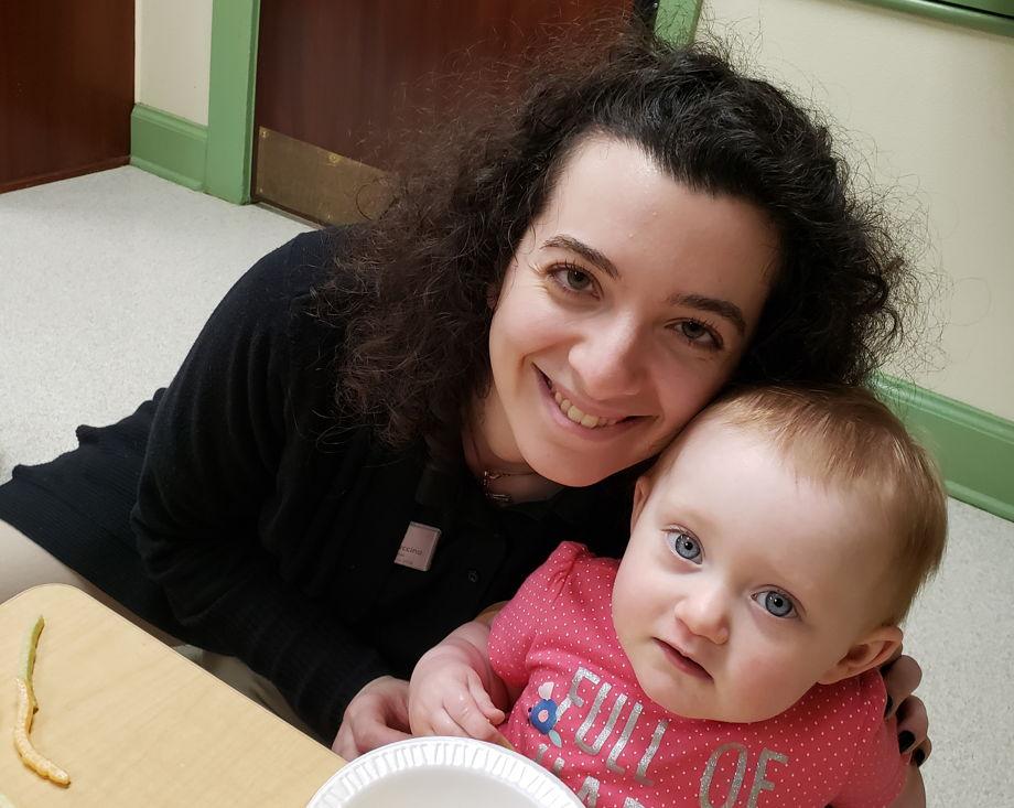 Ms. Gabriella Buccino , Support Staff