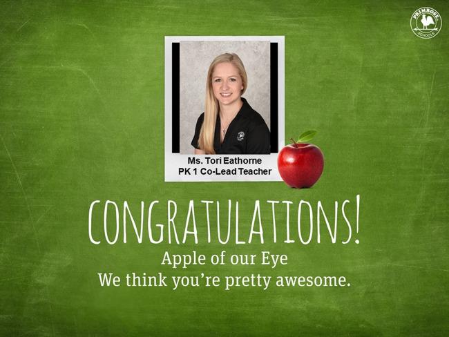 T. Eathorne Apple of Our Eye