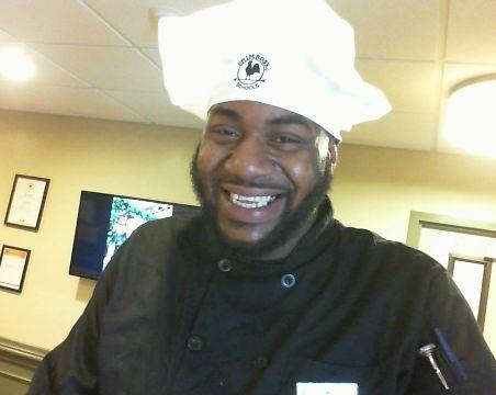 Saleem Nurallah, School Chef