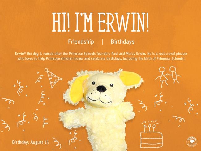 erwin's birthday