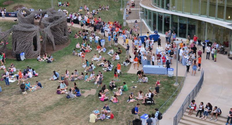 Arts Grounds Day: Open House, Picnic, Arts Festivities & Screening