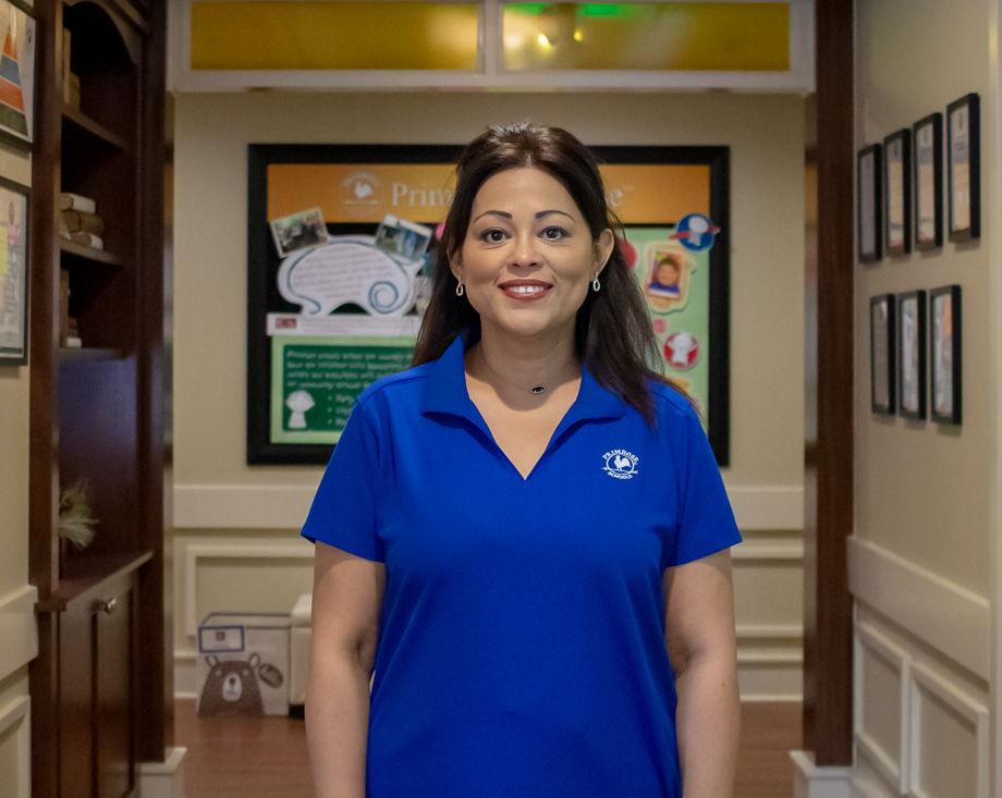 Rose Sarafzadeh , Early Preschool Teacher