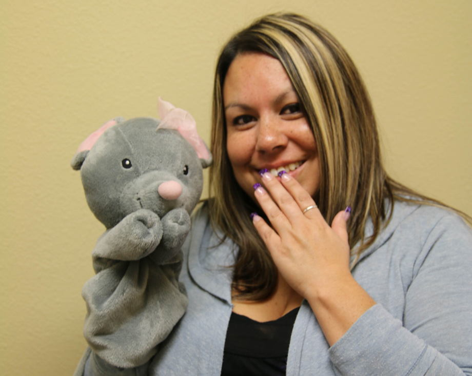 Michelle Anderson, Infant Room Supervisor