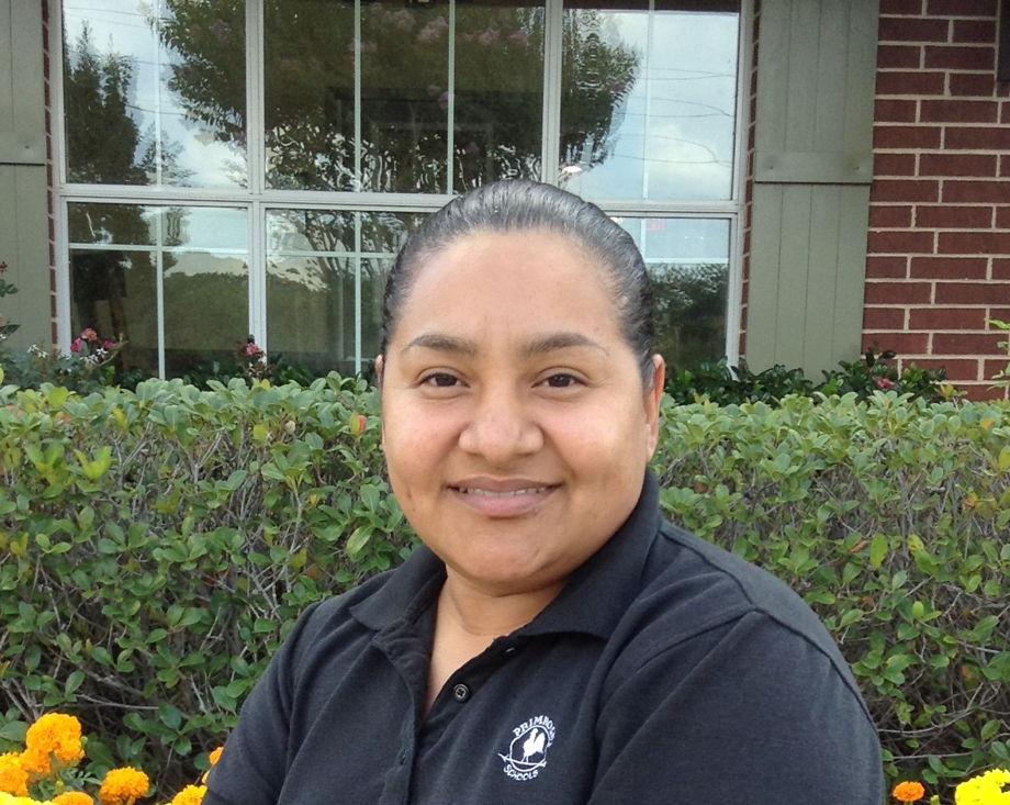 Ms. Sendi Pereira, Older Infant Teacher