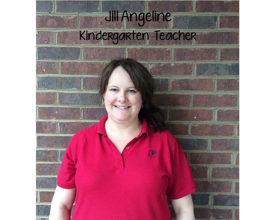 Ms. Jill Angeline , Pre-K Teacher