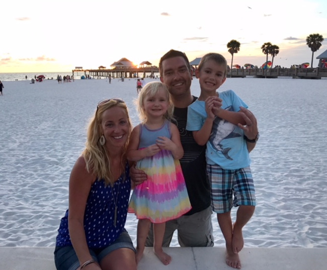 The Abernathy Family is our March Family of the Month