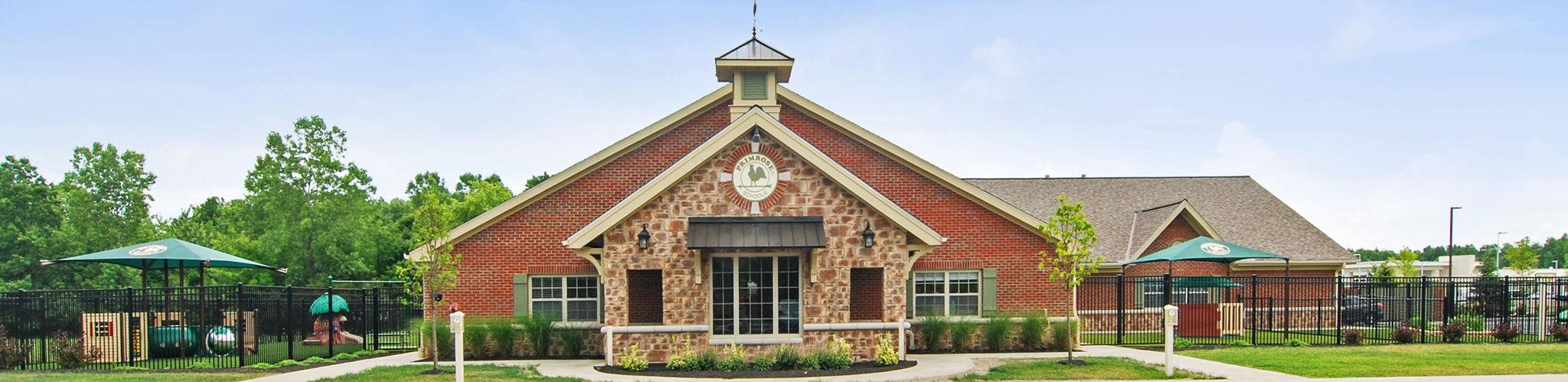 Exterior of a Primrose School of Avon