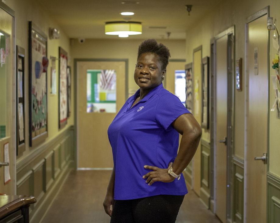 Esther Essombe , Preschool Pathways Teacher