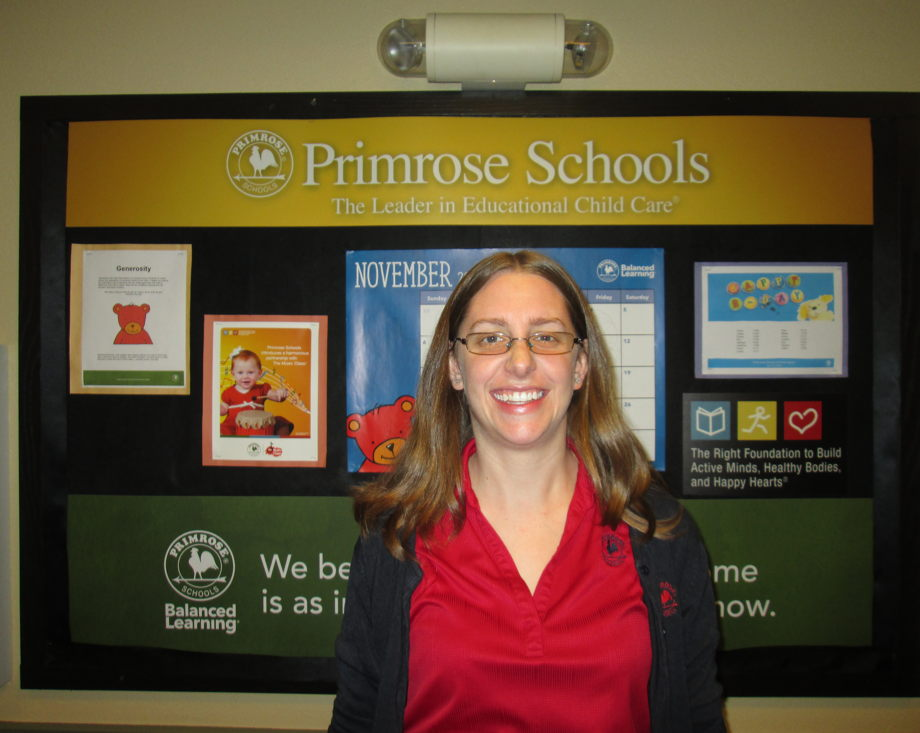 Mrs. Carly Thesing, Infant Teacher